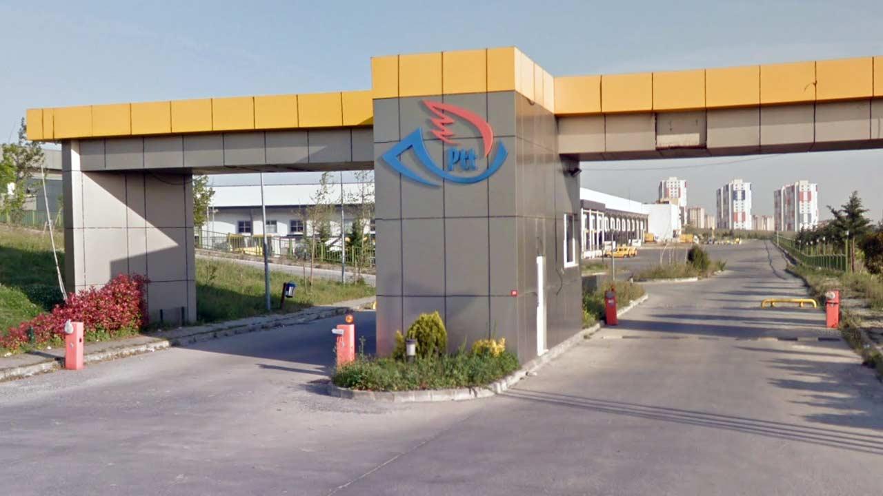 PTT İstanbul Arnavutköy posta işleme merkezi PİM