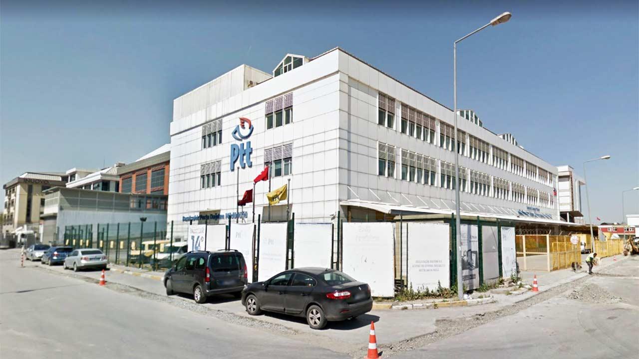PTT Başakşehir Uluslararası Posta İşleme Merkezi PİM