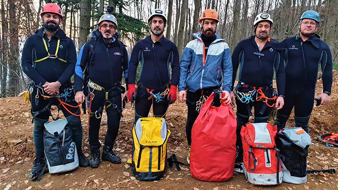 Uludağ kayıp dağcıları arama kurtarma