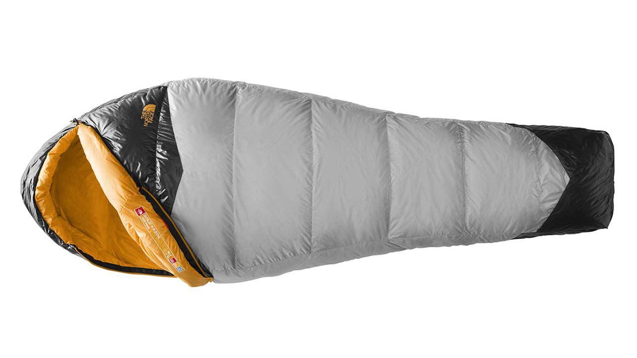 The North Face Gold Kazoo uyku tulumu