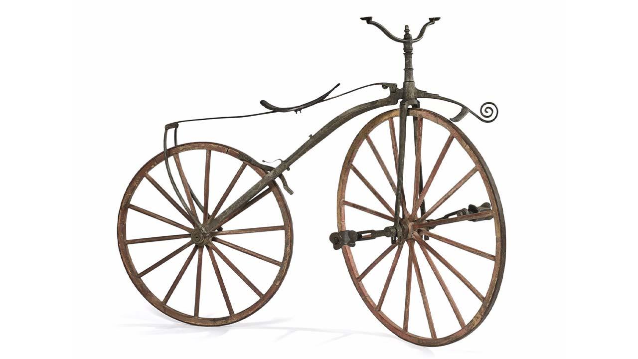 1861 yılı velosipet bisiklet