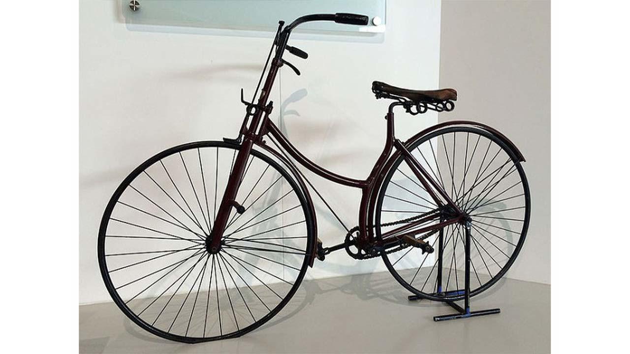 James Starley güvenlik bisikleti