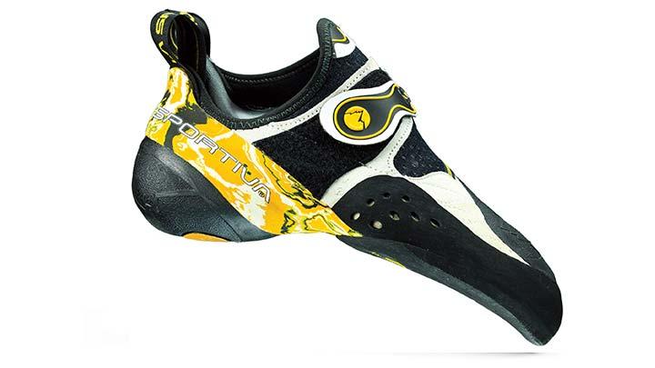 agresif profil tırmanış ayakkabısı