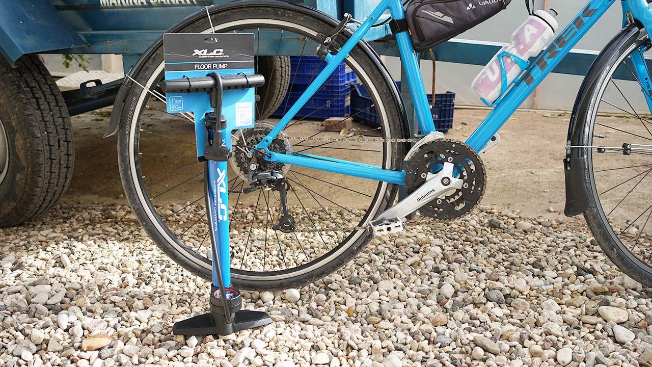 bisiklet pompası