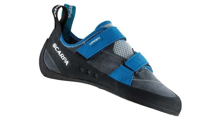 doğal profil tırmanış ayakkabısı
