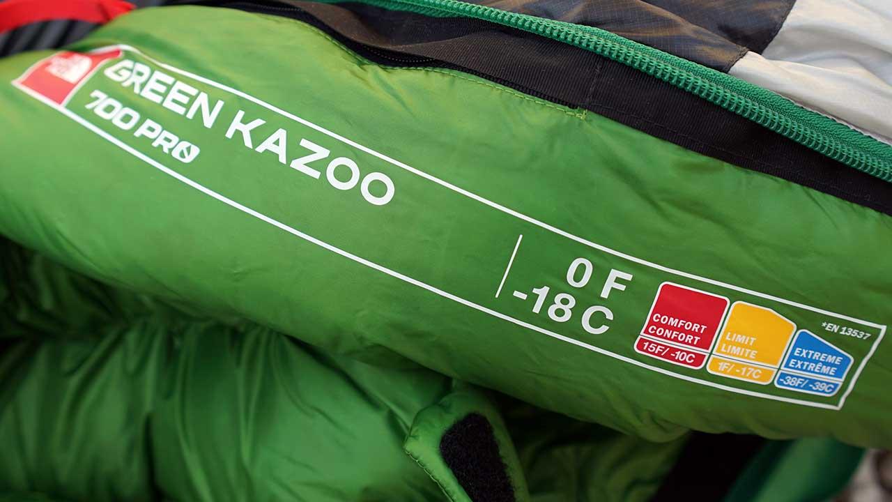Green Kazoo ısı değerleri