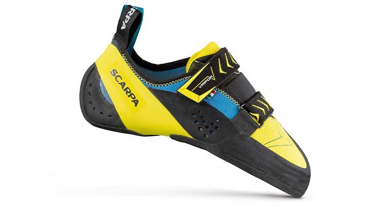 Orta profil tırmanış ayakkabısı