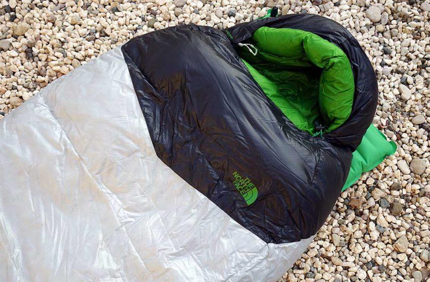 The North Face Green Kazoo uyku tulumu incelemesi