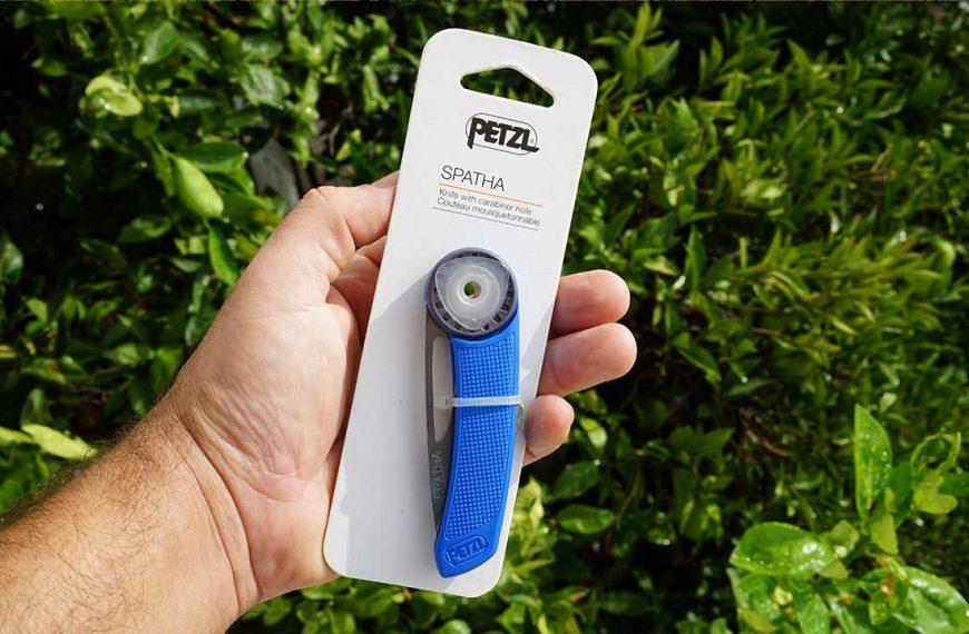 Petzl Spatha İp Bıçağı.. ve Kamp Bıçağı incelemesi