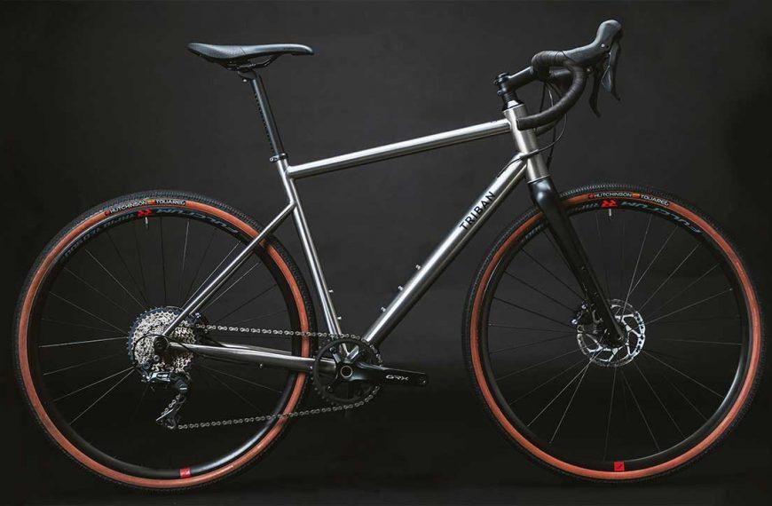 Decathlon Triban GRVL900 Titanium Gravel Bike'ı piyasaya sürdü