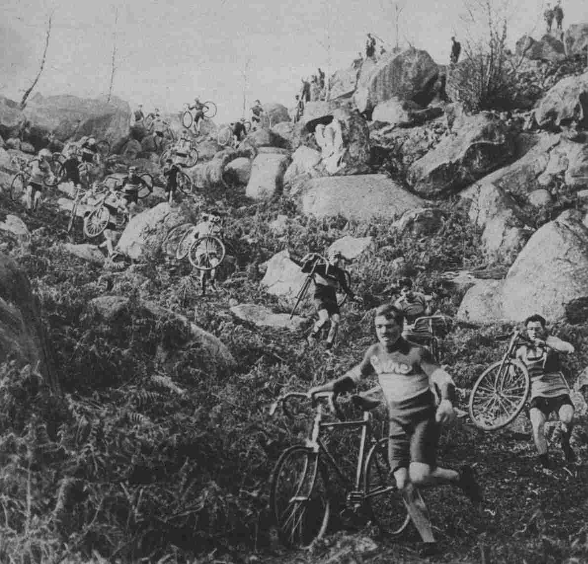 Cyclocross tarihi