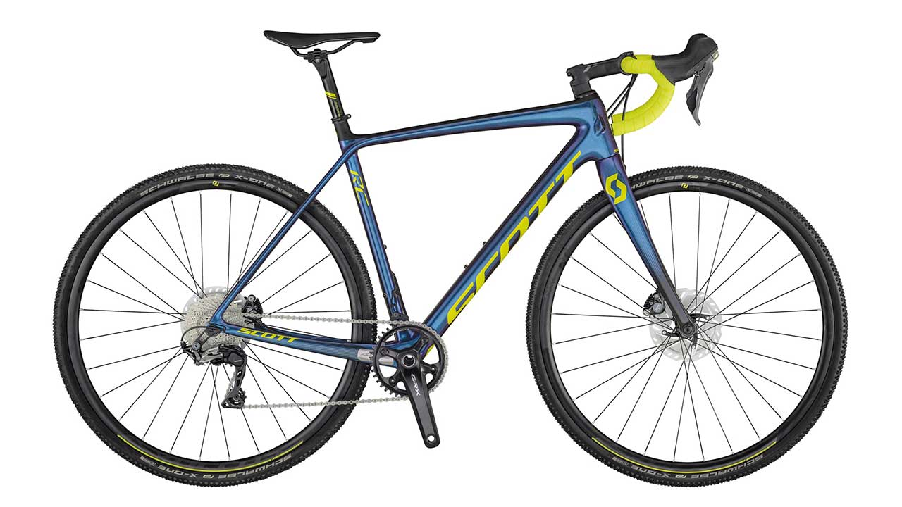 Scott Addict CX RC Cyclocross bisiklet