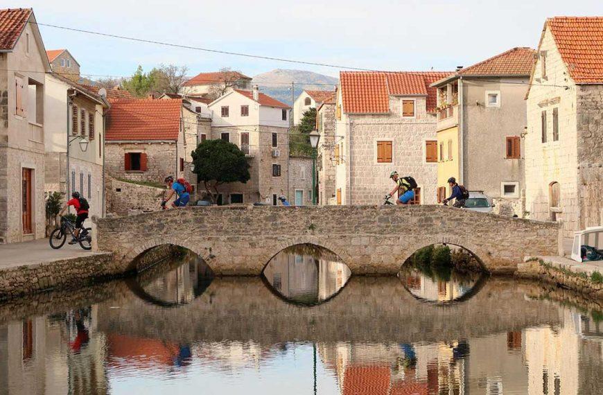 Trans Dinarica Bisiklet Yolu 8 Balkan Ülkesini Kapsayacak
