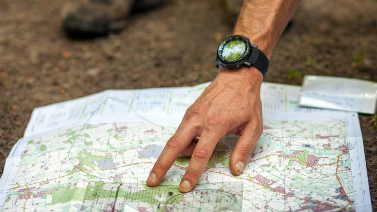 doğada navigasyon yön bulma