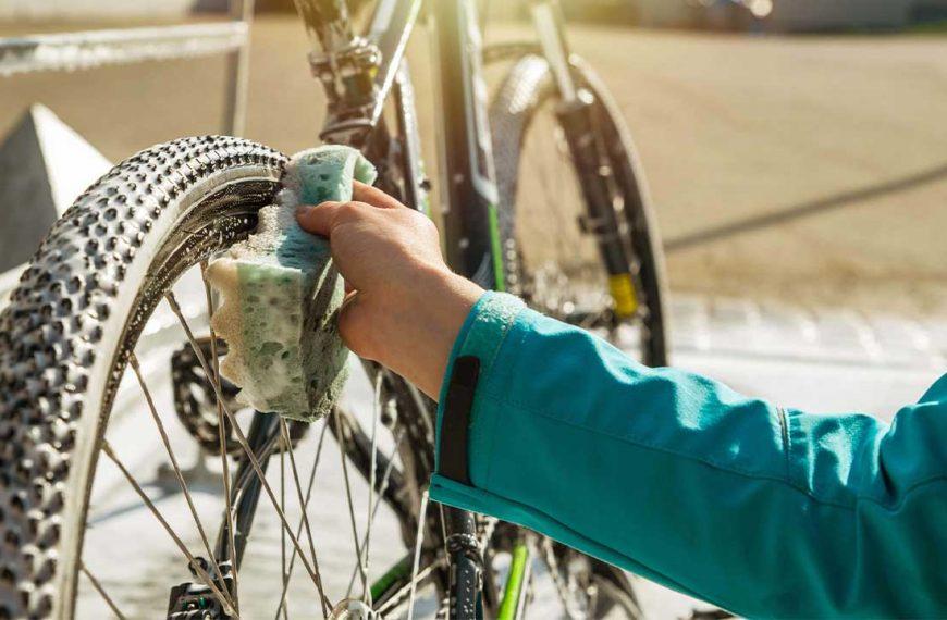 Bisiklet Nasıl Temizlenir – Temizlik Malzemeleri Nelerdir