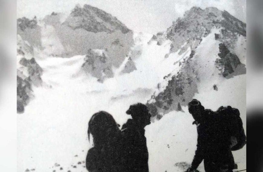 Erciyes Sütdonduran Kuzeybatı Rotası İlk Kış Çıkışı