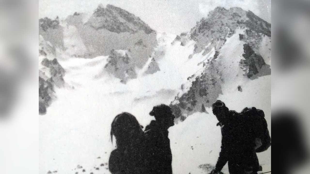 1967 Erciyes Kış Çıkışı