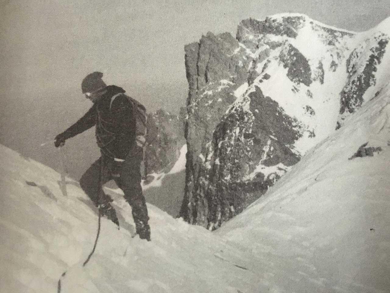 Erciyes dağı 1967 tırmanışı