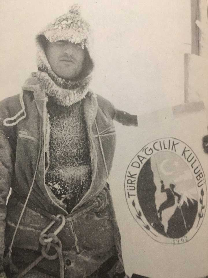 Erciyes Kış Tırmanışı 1967