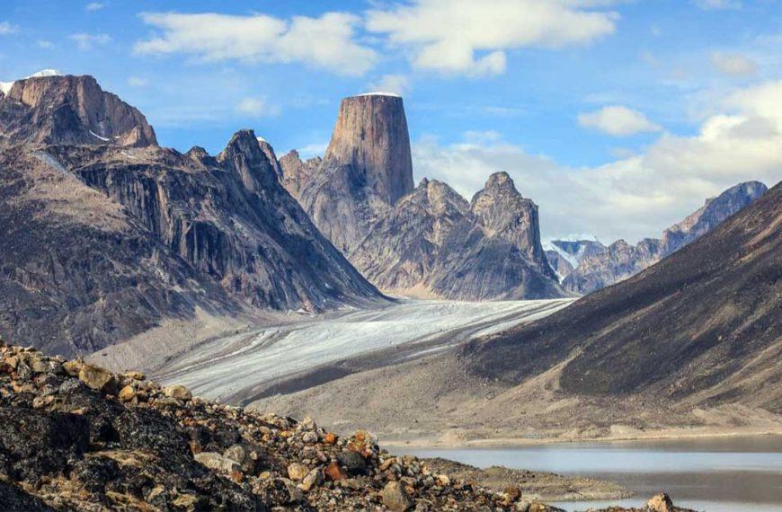 Bir Kaya Cenneti: Baffin Adası