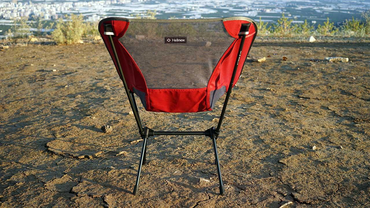 Helinox Chair One arka görünüm