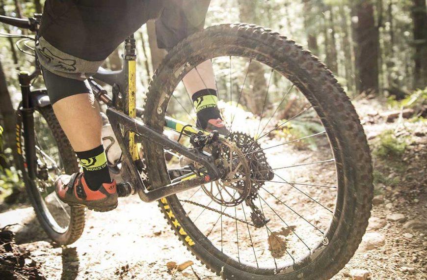 Dağ Bisikleti Sürüş Teknikleri