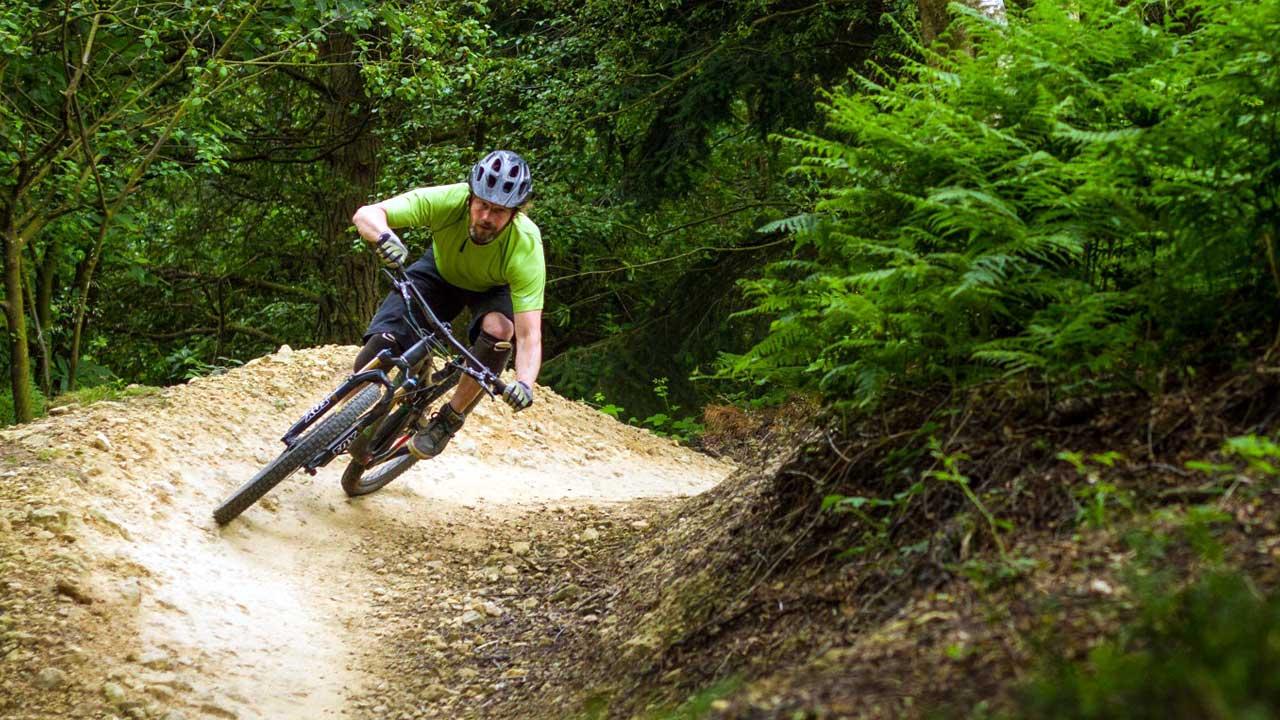 Dağ bisikletiyle dönüş