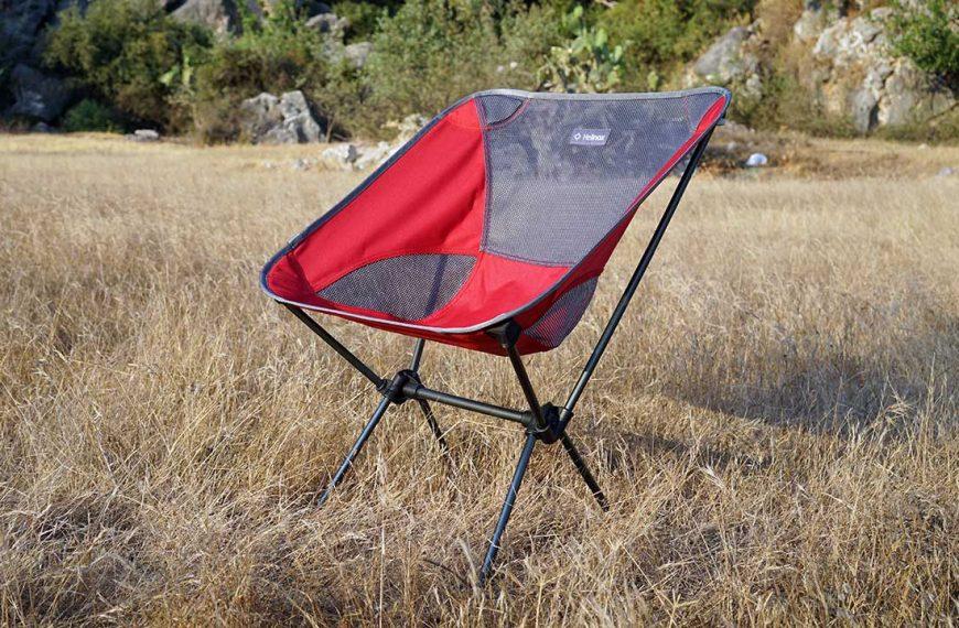 Helinox Chair One Kamp Sandalyesi İncelemesi