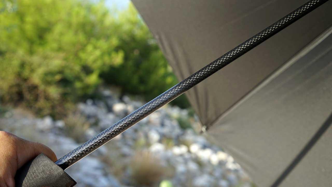 Karbon fiber şaft