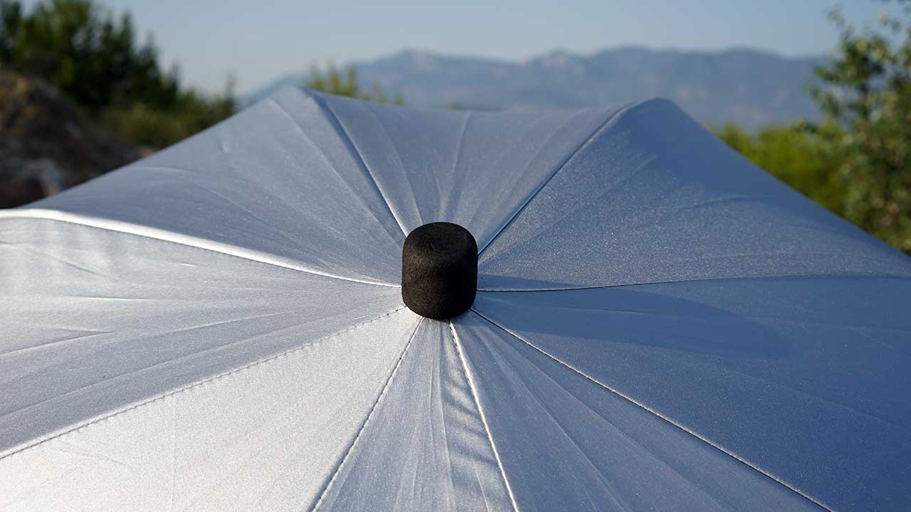 şemsiye ucu