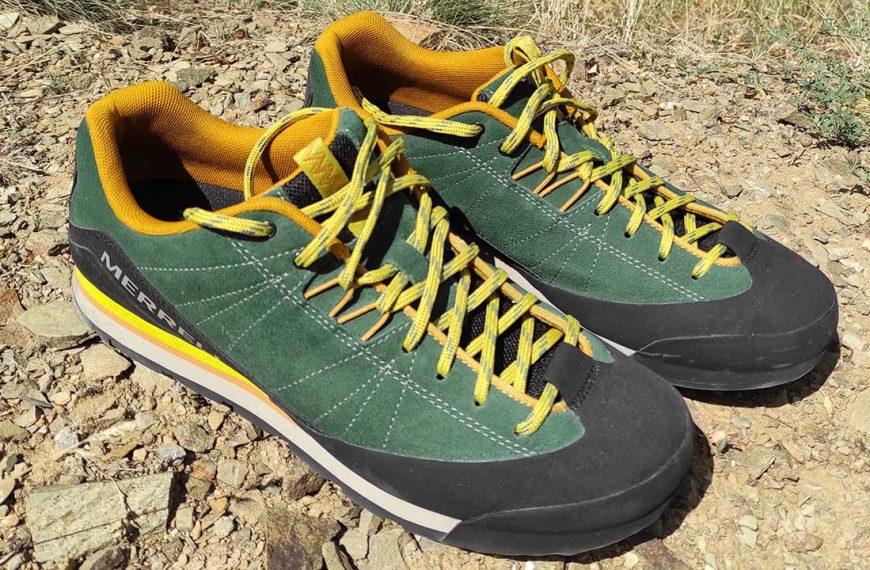 Merrell Catalyst Suede Yürüyüş Ayakkabısı İncelemesi