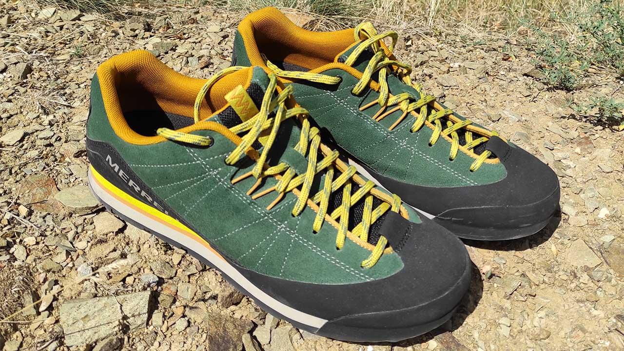 Merrell Catalyst yürüyüş ayakkabısı
